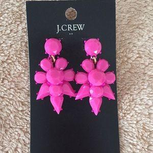 JCrew Factory opaque statement earrings